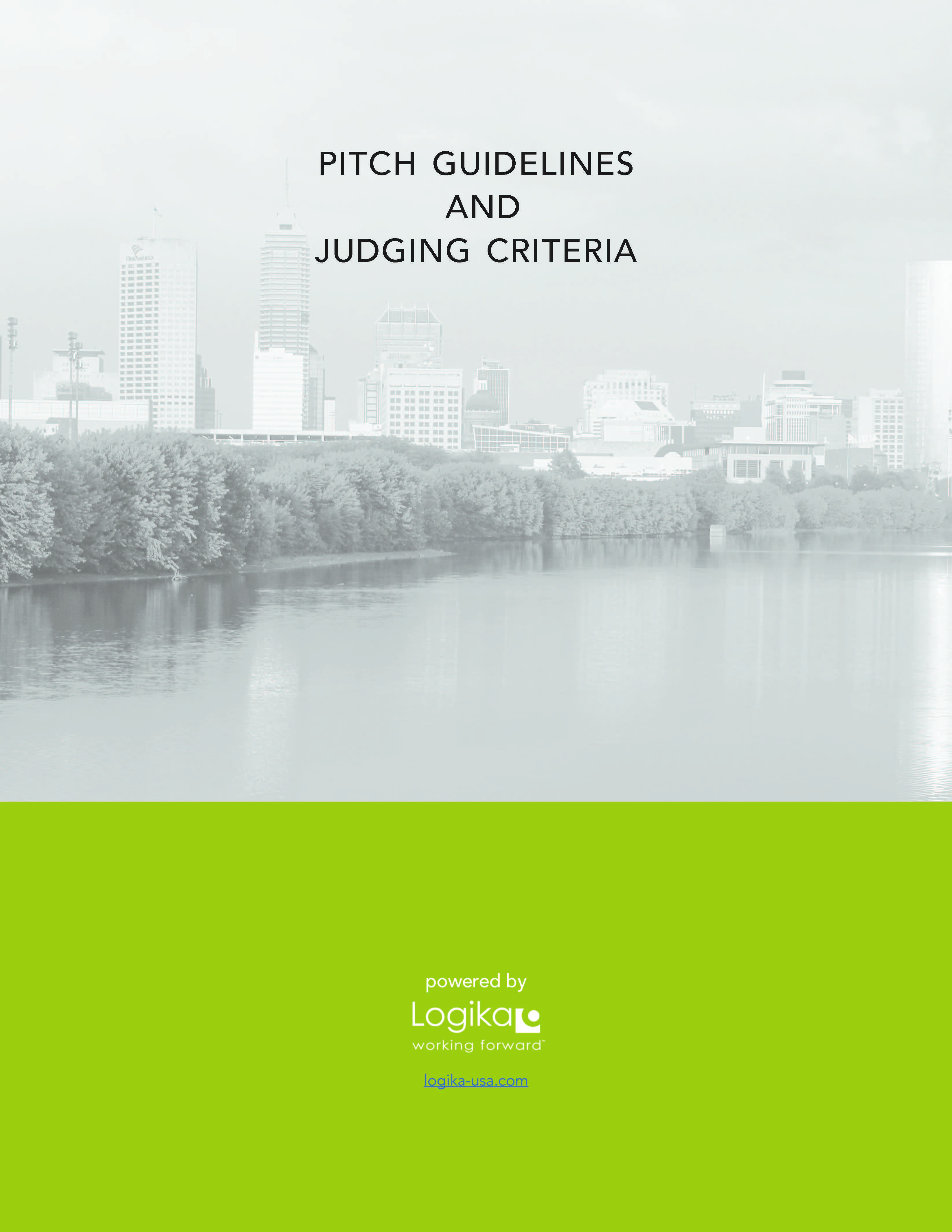 Pitch Guidelines and Judging Criteria vx1.04 Office Copy